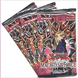 Yu-Gi-Oh Booster - Magicians Force Juego de cartas podría ...