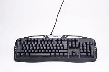 Dismo j556 verde axis teclado mecánico 104-Key gama alta especial teclados para juegos Esports resistente al polvo y resistente al agua negro negro: ...