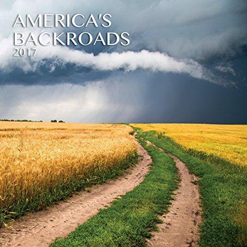 Turner Americas Backroads Calendar 17998950000