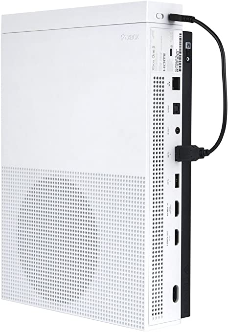 Sistema de ventilador de refrigeración para Xbox One S, Megadream ajustable, 3 ventiladores de alta velocidad