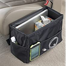 High Road Organizers Carganizer Portable Console Car Organizer