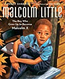 img - for Malcolm Little: The Boy Who Grew Up to Become Malcolm X book / textbook / text book