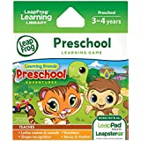 LeapFrog Learning Friends: Preschool Adventures Learning Game (for LeapPad Tablets and LeapsterGS)