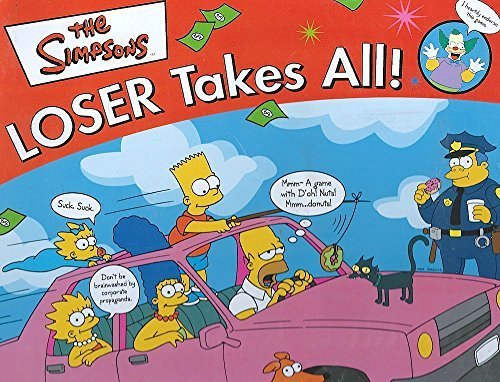 (Loser Takes All! - The Simpsons Dys-FUN-ctional Party Game)