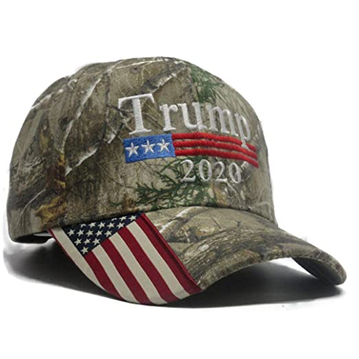 0694173cb070a Military imagine Donald Trump Cap Keep America Great MAGA Hat President 2020