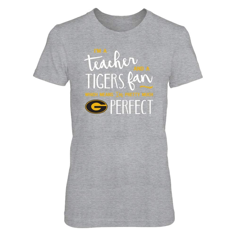 Perf FanPrint Grambling State Tigers T-Shirt