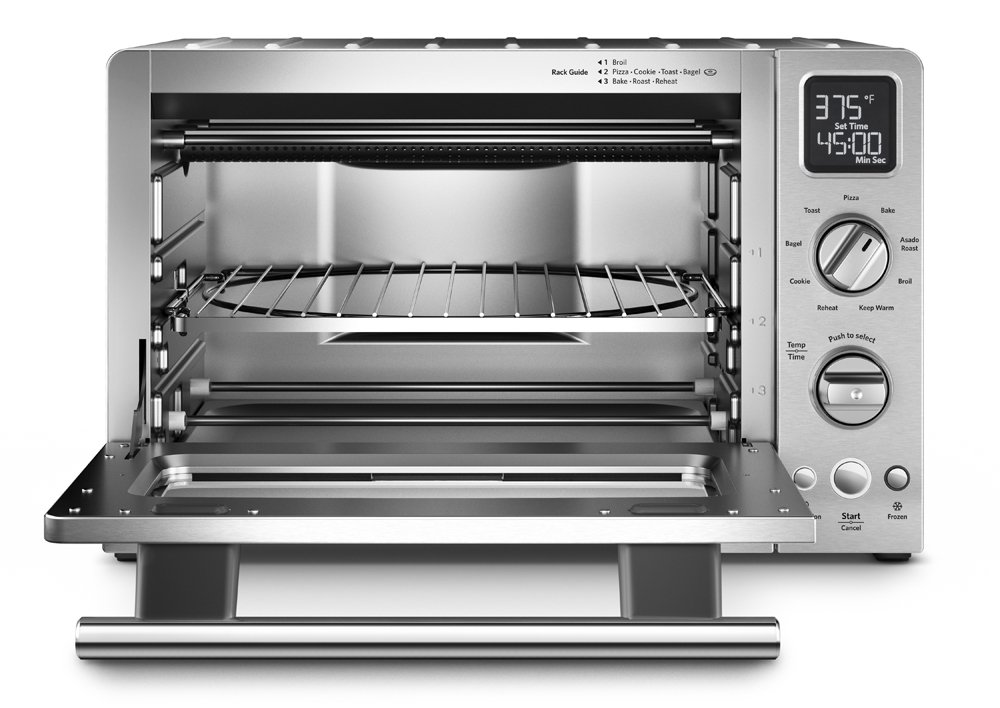 Beau Amazon.com: KitchenAid KCO275SS Convection 1800 Watt Digital Countertop Oven,  12 Inch, Stainless Steel: Kitchen U0026 Dining