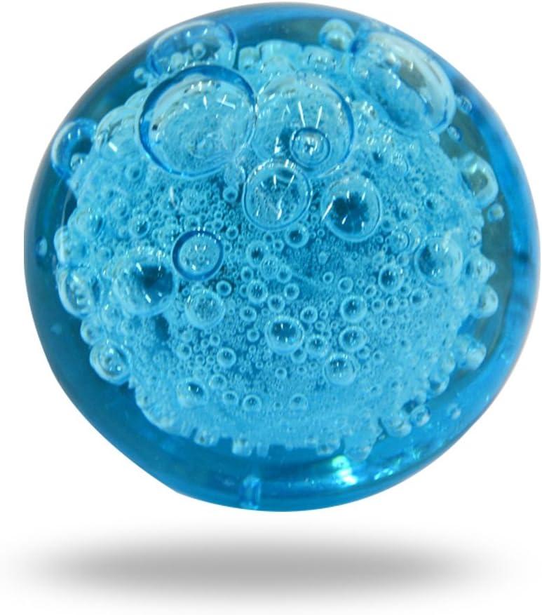 Verre Jones Perle Turquoise darmoire Poign/ée de porte de tiroir et poign/ée