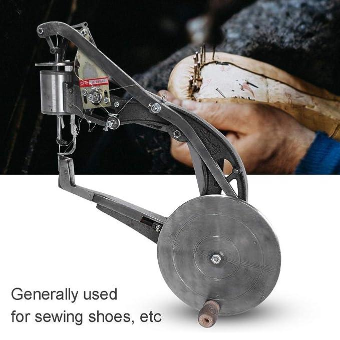 Amazon.com: HEEPDD Cobbler Shoe Repair Machine Professional ...