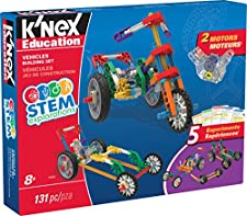 Knex 79320 Education STEM EXPLORATIONS: Vehicles Building Set Kit