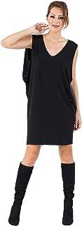 product image for Eva Varro Women's Draped Angular Dress