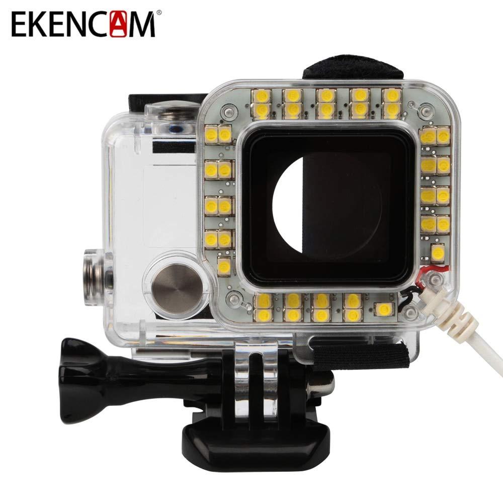 Amazon.com: Marco de protección: EKENCAM puerto USB 20 LED ...