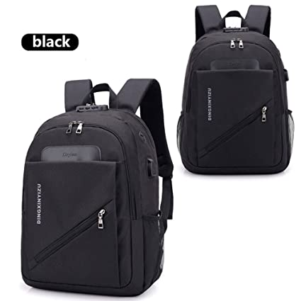 Amazon.com  Computer Bag Laptop Backpack Accessories Coded Lock Wear ... 1fbe5915fa144