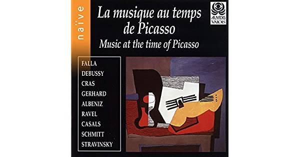 Amazon.com: Music at the Time of Picasso: Lluis Claret ...