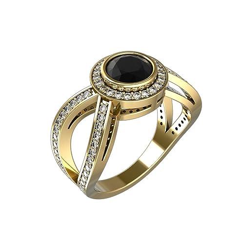 JewelsForum Hombre Mujer Oro 14 Quilates (585) Oro Amarillo 14 Quilates (585)
