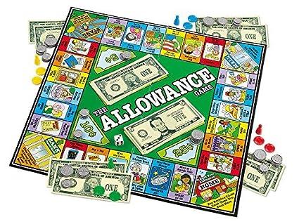Amazon Lakeshore Allowance Game Toys Games