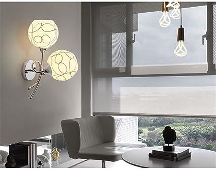 Moderne Lampen 14 : Wandleuchten kreative wand leuchte kristall lampe am bett licht