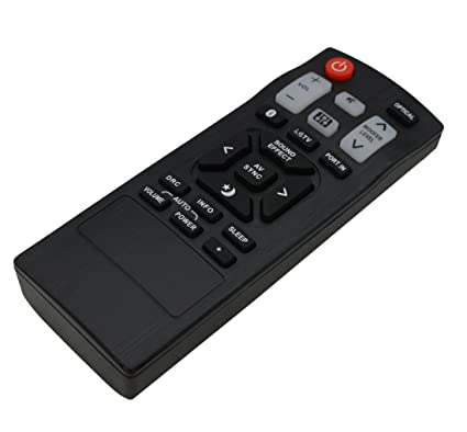 Remote Control for LG LAS350 LAS350B LAS355B LAC450B Soundbar Sound Bar  COV30748146