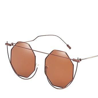 European Irregular - Gafas de sol para hombre y mujer ...