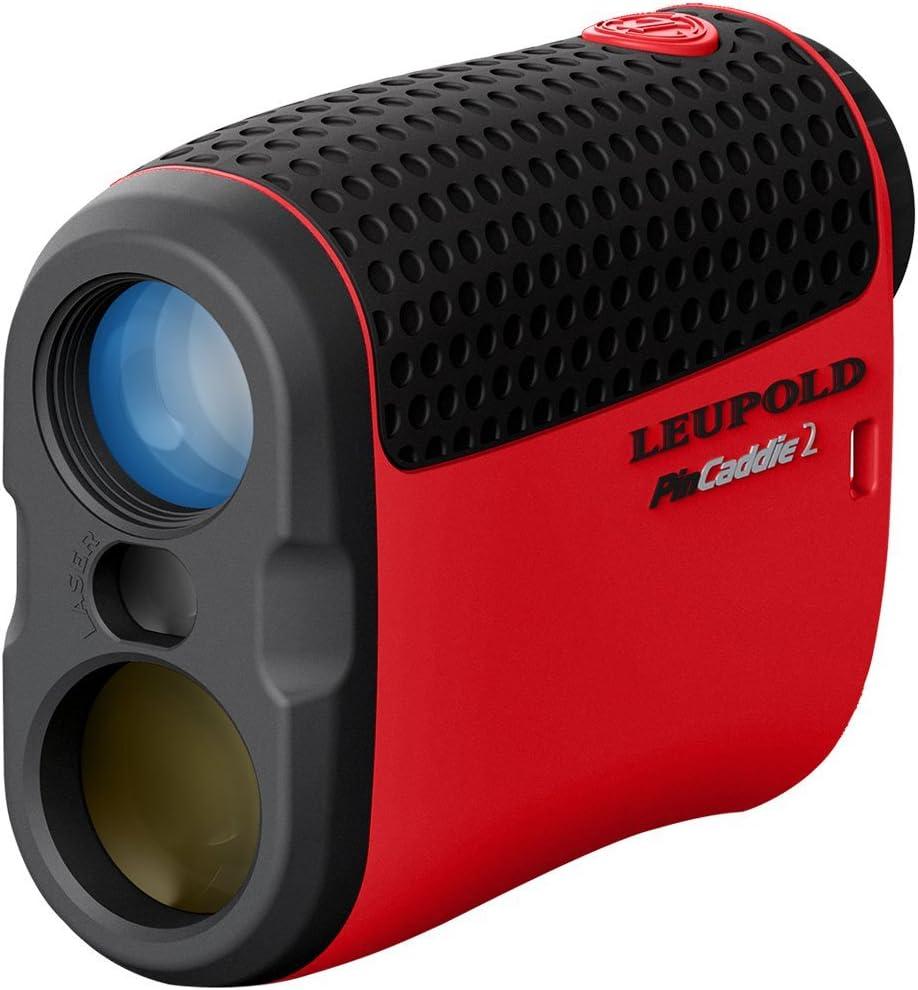Leupold Pincaddie 2 Golf Rangefinder Red/Black