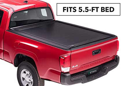 a311ef0b3b9 Image Unavailable. Image not available for. Color  Retrax 60831 ONE MX  Retractable Truck Bed Cover ...