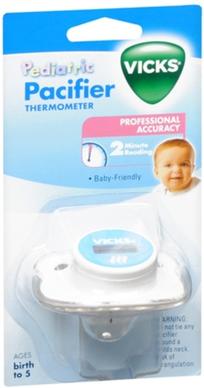 Vicks Pacifier Digital Thermometer V925P 1 Each