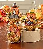 Sets of 3 Harvest Owls