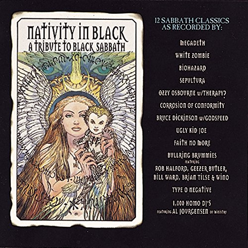 Nativity In Black: A Tribute T...