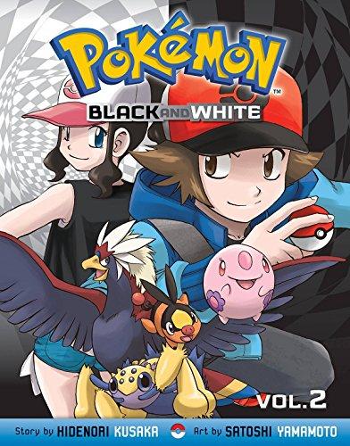 Pokémon Black and White, Vol. 2 (Pokemon) Photo - Pokemon Gaming