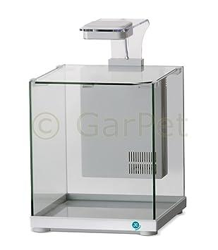 Nano Cube LED Dados Camarones aquascaping Juego completo Acuario Filtro lámpara: Amazon.es: Productos para mascotas