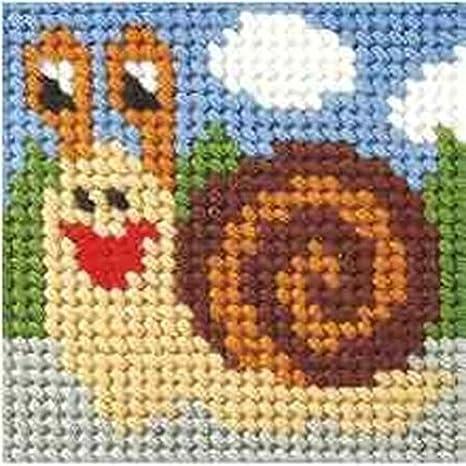Vervaco Snail Tapestry Kit