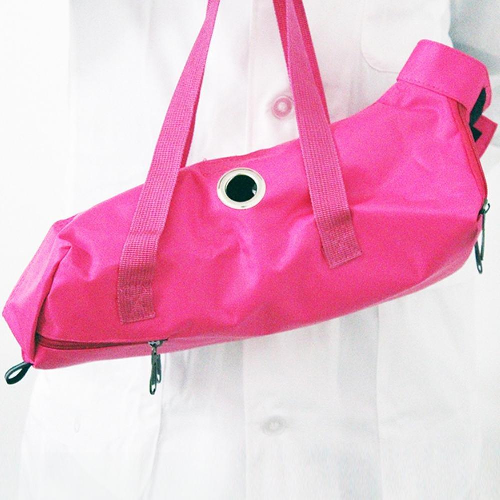 xueyan Cat con paquete Baoding dig inyección de inyección infusión de nuevos materiales Chaoqiang cat paquete limpio ear bags, l tuba 6-9kg, rosado