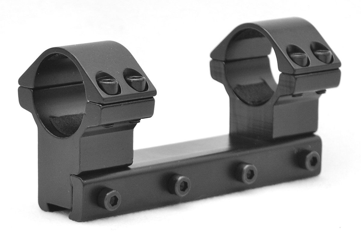 Amazon.com : Hammers 1inch One Piece Scope Mount with Stop Pin for High Power Magnum Airguns Air Rifles : Air Gun Mounts : Sports & Outdoors