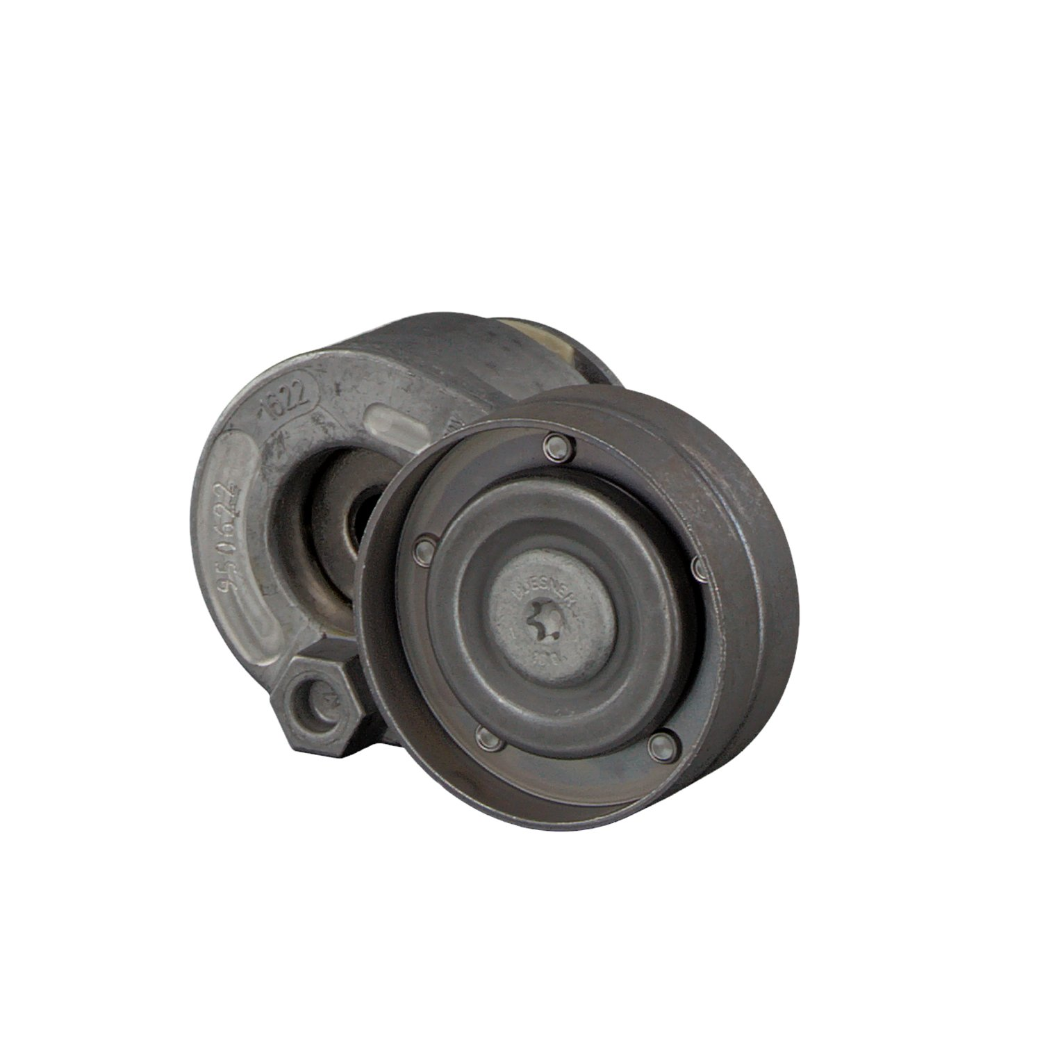febi bilstein 32581 Tensioner Assembly for auxiliary belt pack of one