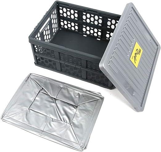 YYQX Organizador Maletero Coche Caja Plegable para Coche, Bolsa ...