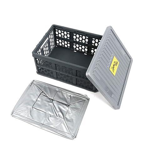 YYQX Organizador Maletero Coche Caja Plegable para Coche ...