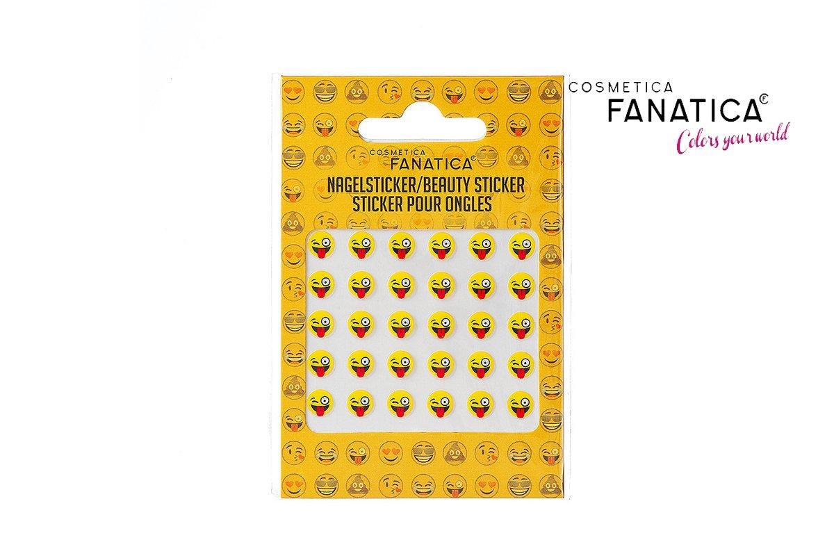 Stickers Ongles original Smiles Nail art Cosmetica Fanatica (Crotte - REF68)
