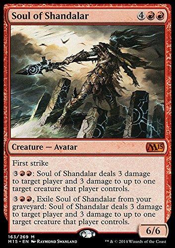 Magic: the Gathering - Soul of Shandalar (163/269) - Magic 2015