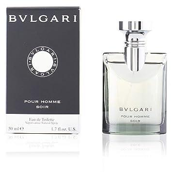 Amazoncom Bvlgari Pour Homme Soir By Bvlgari For Men Eau De