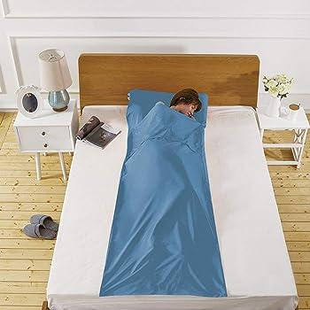 WELOVE Cotton Sleeping Bag Liner