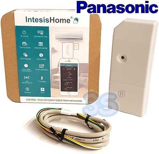 Panasonic PA-AC-WiFi-1 Control DE Aire Acondicionado Mediante Smartphone: Amazon.es: Hogar