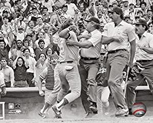 "George Brett Kansas City Royals Pine Tar Incident Photo (Size: 11"" x 14"")"