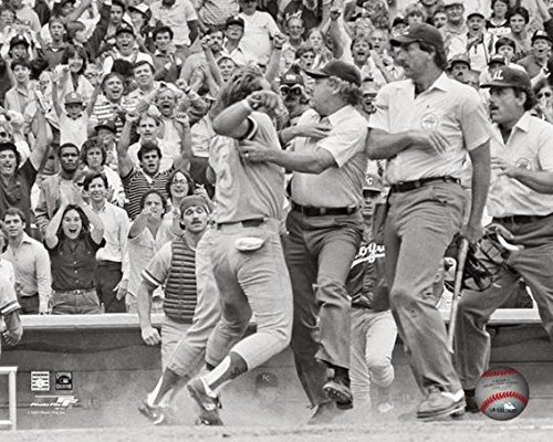 George Brett Kansas City Royals Pine Tar Incident Photo (Size: 8