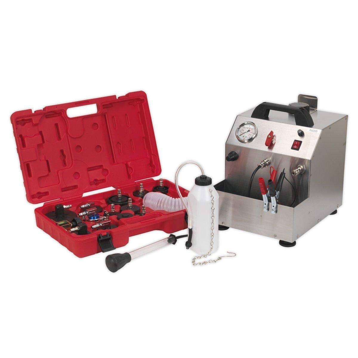 Sealey VS0207 freno y de presión del embrague 12v kit de purga: Amazon.es: Coche y moto