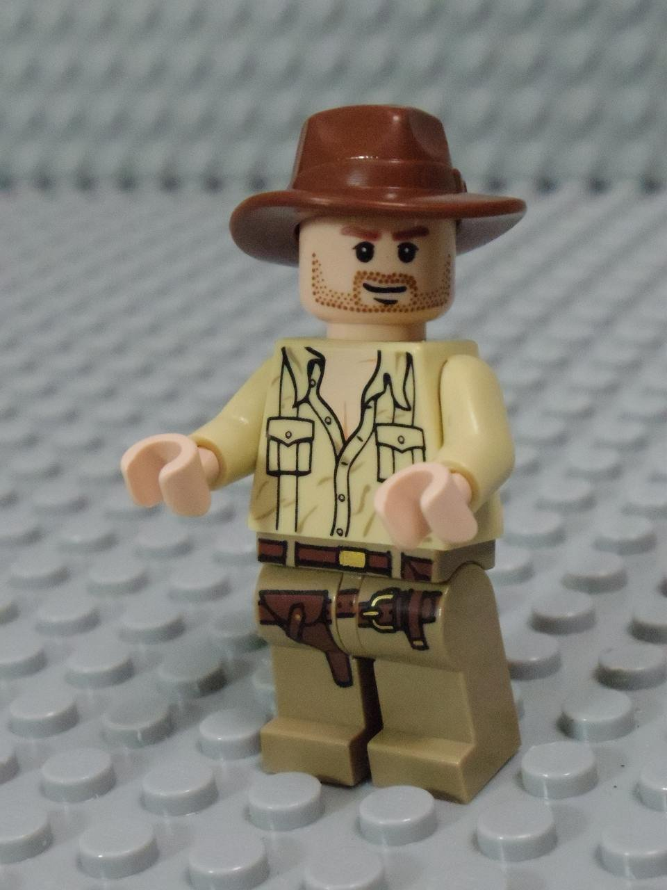 レゴ ミニフィグ【インディジョーンズ 020】 Indiana Jones_B   B013P9UFRK