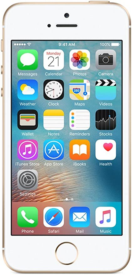 Apple iPhone SE  Gold, 16  GB  Smartphones