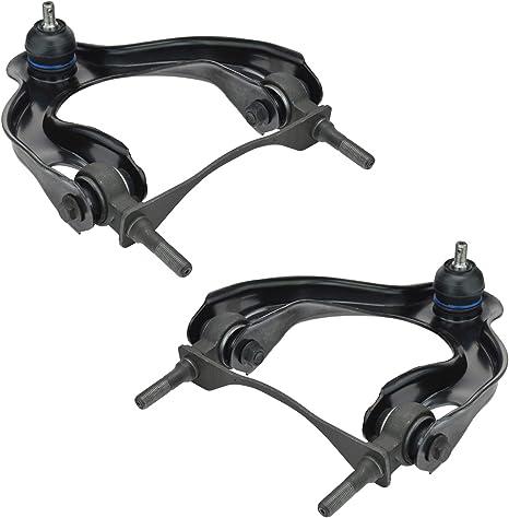 Pair Set of 2 Rear Upper Control Arm /& Ball Joint Assemblies for Honda Odissey