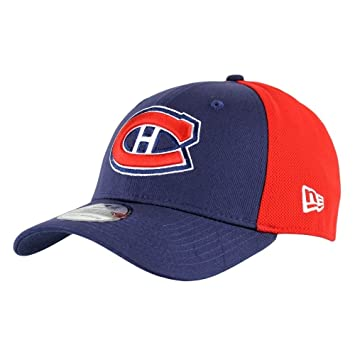 New Era Montreal Canadiens 2-Tone 39THIRTY Stretch Fit NHL Cap M L ... 6adef36d5443