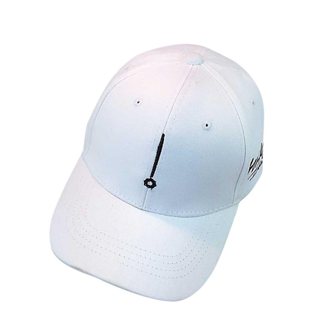 Couple Hat Women Men Embroidery Baseball Cap Unisex Snapback Hip Hop Flat Hat