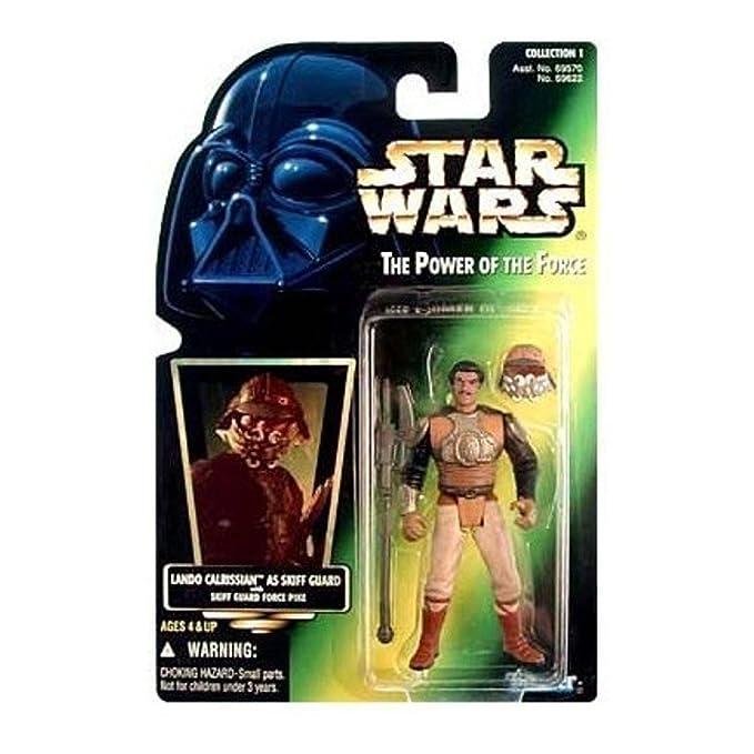 Amazon.com: Star Wars Poder de la Fuerza tarjeta verde ...